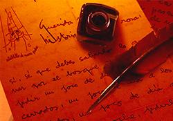 Red Social. El corpus epistolar.
